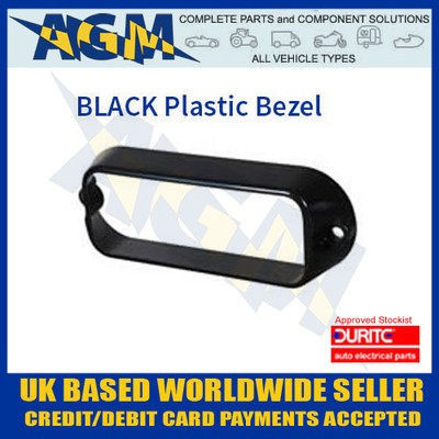 0-442-93, 044293, durite, black, plastic, bezel, led, warning, lights