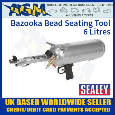 TC903 Sealey Bazooka Bead Seating Tool 6 Litre