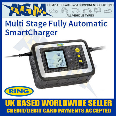 rsc612, ring, automotive, smart, charger