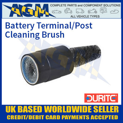 Durite 0-314-50 Battery Terminal/Post Cleaning Brush