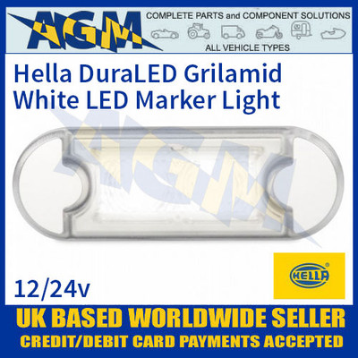 Hella 2XT 980 855-117 LED Marker Light