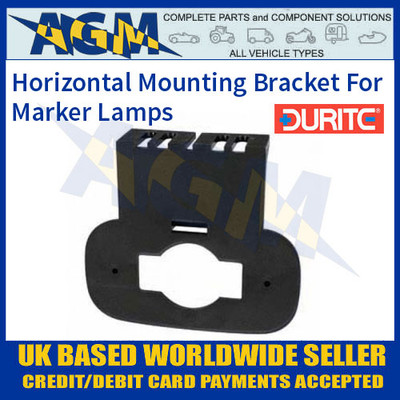 Durite 0-169-98 Horizontal Mounting Bracket for LED Marker Lamps