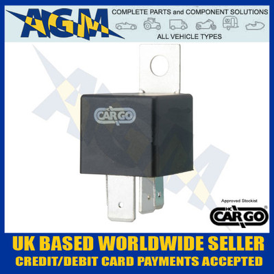 cargo, 160239, mini, make, break, 12v, relay