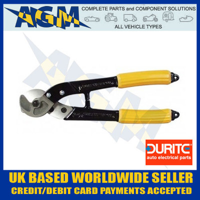 durite, 0-704-55, 070455, copper, cable, cutting, tool