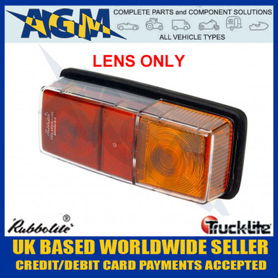 trucklite, 1371a, spare, lens, m61, 61, 60, lamp