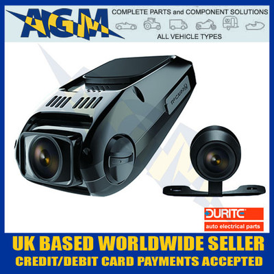 durite, 0-776-65, full, hd, 12v, 24v, dual, dash, camera