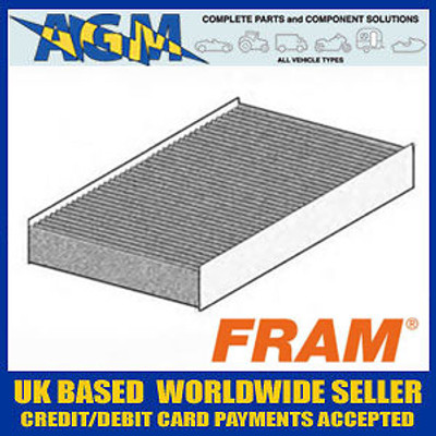 FRAM CF9787 Pollen/Cabin Filter FORD Focus All Models 2006