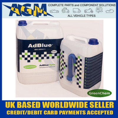 GreenChem AD820 Adblue Additive 20 Litre - Collection Only!