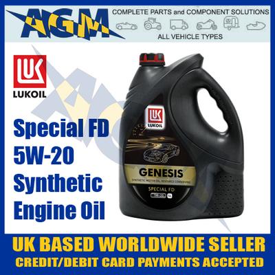 Lukoil 56311550 Genesis Special FD 5w20 Oil 5 Litre