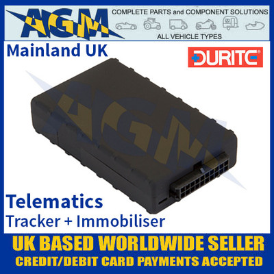 0-875-01 Durite Mainland-UK Telematics Tracker with Immobiliser