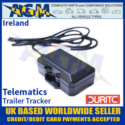 0-875-12 Durite IRELAND Telematics Trailer Tracker, Track Trailers IRELAND