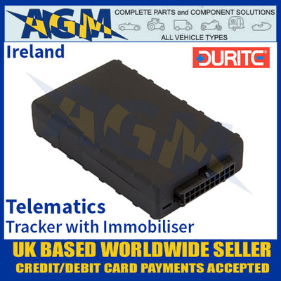 0-875-11 Durite IRELAND Telematics Tracker with Immobiliser