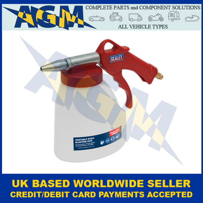 Sealey PSB05, Portable, Soda Blasting Gun
