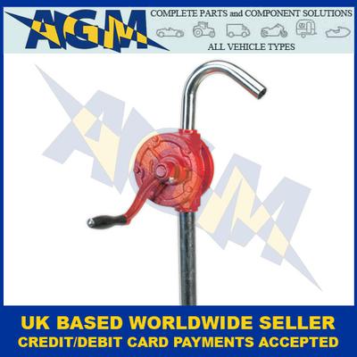 Sealey TP54, Rotary Oil Drum Pump