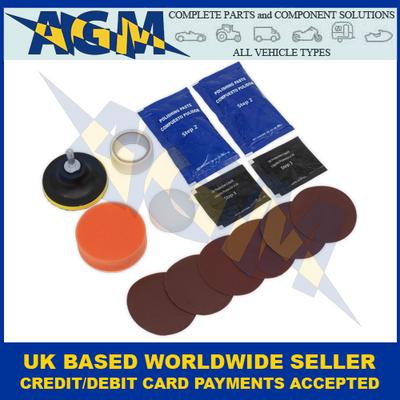 Sealey HRK01, Headlight Restoration Kit