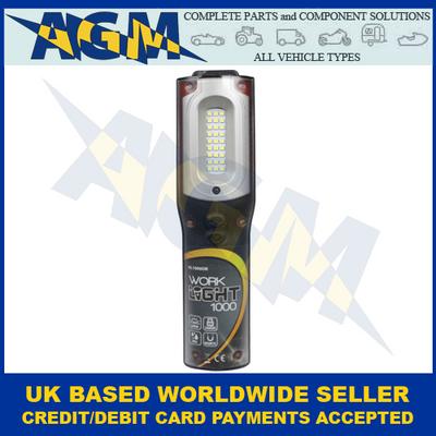 Guardian HL52O, Orange Case, LED SMD, Hand Lamp/Torch