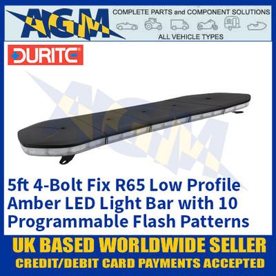 Durite 0-443-43 5ft Light Bar, Amber 176 x SMD LED Light Bar - 12/24V