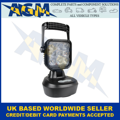 Guardian WL80M, Led Rechargeable, Magnetic Work Light, 12v