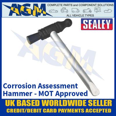 Sealey H1MOT Corrosion Assessment Testing Hammer - MOT Approved