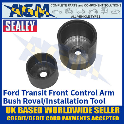 Sealey VS4788 Front Control Arm Bush Removal/Installation Tool - Ford Transit