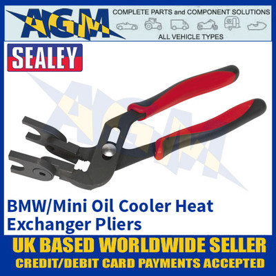 Sealey VS0559 Oil Cooler Heat Exchanger Pliers - BMW/Mini - Pliers