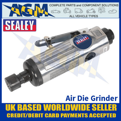 Sealey SA671 Air Die Grinder - Air Tools - Air Grinder Die