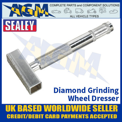 Sealey BG2 Diamond Grinding Wheel Dresser - Wheel Dresser Grinder