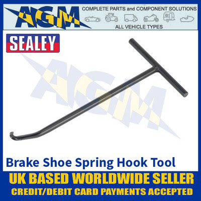 Sealey VS0351 Brake Shoe Spring Hook Tool