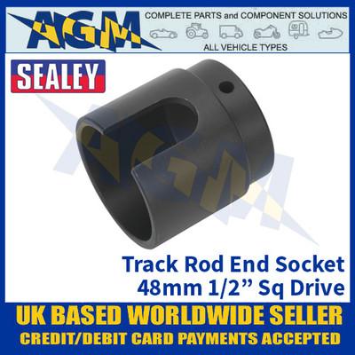 "Sealey VS444 Track Rod End Socket 48mm 1/2""Sq Drive"