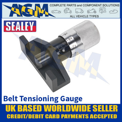 Sealey VSE110 Belt Tensioning Gauge