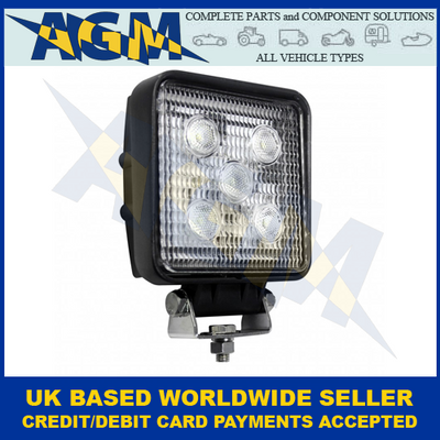 Led Autolamps 11015B110V, LED Square Flood Lamp, 10/110v