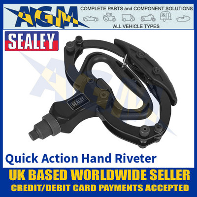 Sealey AK3990 Quick Action Hand Riveter
