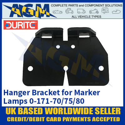 Durite 0-171-98 Hanger Bracket for Durite Marker Lamps 0-171-70/75/80