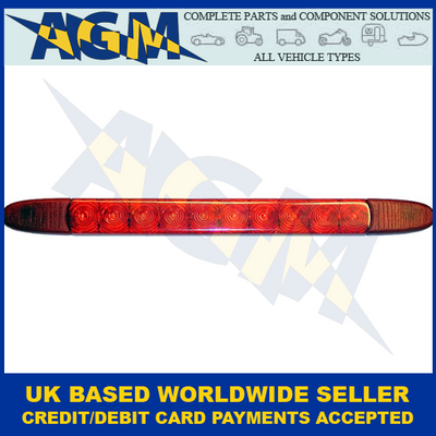 Hella, 2DA 343 106-011, Led High Level Rear Brake Light, 24V