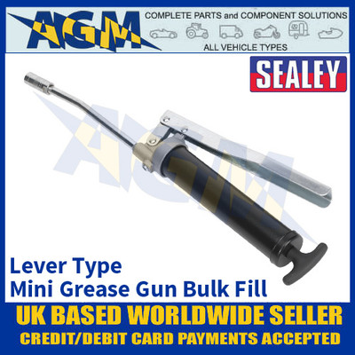 Sealey AK451 Lever Type Mini Grease Gun Bulk Fill