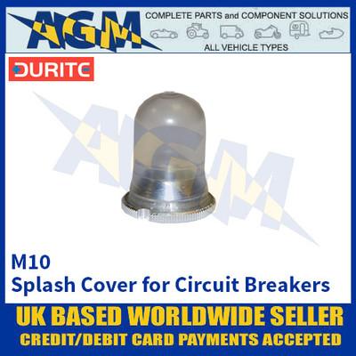 Durite 0-384-97 Splash Cover for Circuit Breaker M10