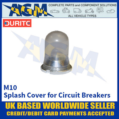 Durite 0-384-97 Splash Cover for Circuit Breaker M10