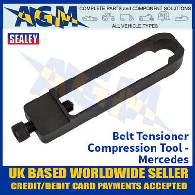 Sealey VSE4310 Belt Tensioner Compression Tool - Mercedes