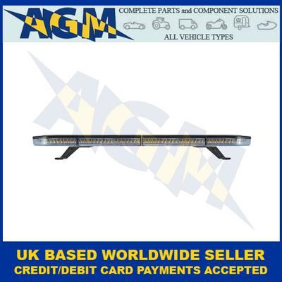 Led Autolamps EQBT862R65A, Amber, 862mm, LED Lightbar, R65
