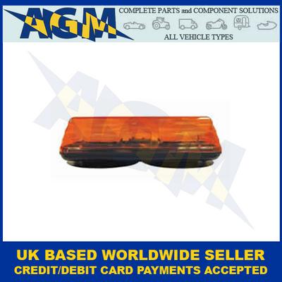 Durite 0-443-75, Amber Lens, Led Light Bar, 12-48v
