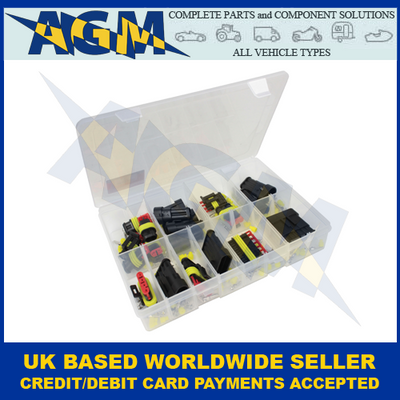 Guardian SSK1, Assorted, Super Seal Connector Kit