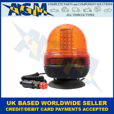 Guardian AMB92, R10, Magnetic Mount, Multi-purpose, LED Beacon, 12/24v