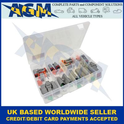 Guardian Automotive DK3, Deutsch Assorted, 86 Pieces Kit