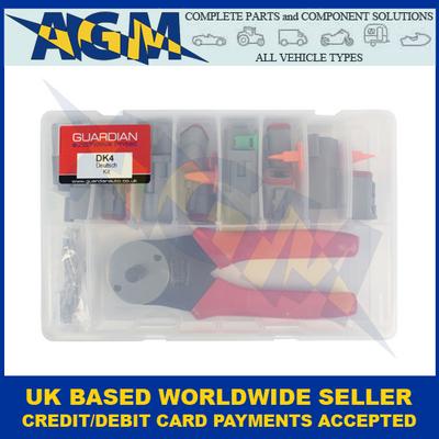 Guardian Automotive DK4, Deutsch Assorted, 69 Pieces Kit