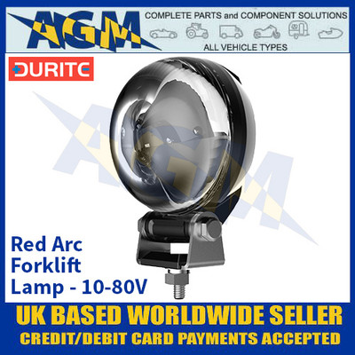 Durite 0-420-42 Red Arc Forklift Lamp - 10-80V