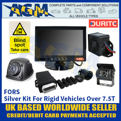 Durite 4-776-56 FORS Silver Kit For Rigid Vehicles Over 7.5T