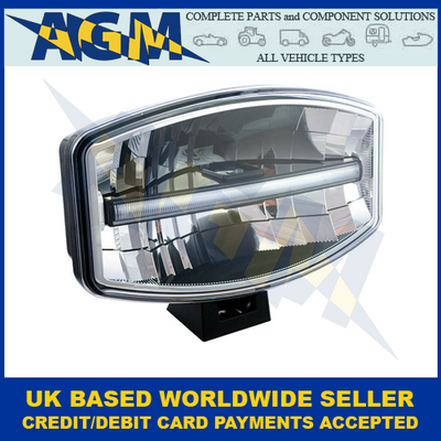 LED Autolamps DL245, Oval, LED, Driving Lamp