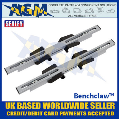 Sealey SBC01 Benchclaw™ For Mounting Power Tools on Workbench