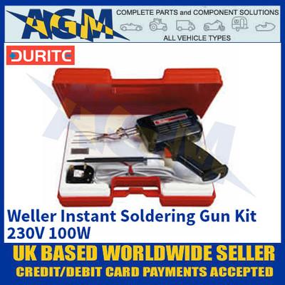 Durite 0-450-50 Weller Instant Soldering Gun Kit - 230V 100W