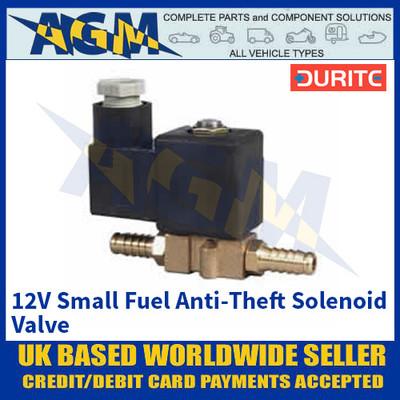 Durite 0-129-12 12V Small Fuel Anti-Theft Solenoid Valve